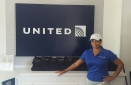 United Airlines Promo @ Barclays PGA Event 8/16