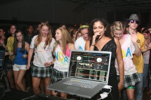 2009 Silver Sound High School Party