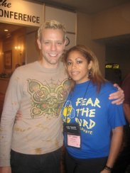 Adam Pascal from Rent
