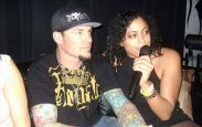 Interviewing Vanilla Ice 2009