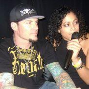 Interviewing Vanilla Ice 2009