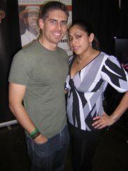 Actor & Poet Carlos Andres Gomez 2/09