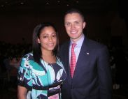US Rep Harold Ford Jr 2/09