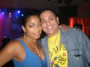 With DJ Skribble at the 2010 DJ Times Convention, Atlantic City
