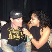 Interviewing Vanilla Ice