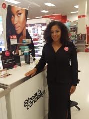 Target Beauty Demo 9/16