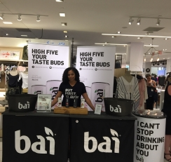Bai promotion @ Bloomingdales 2017
